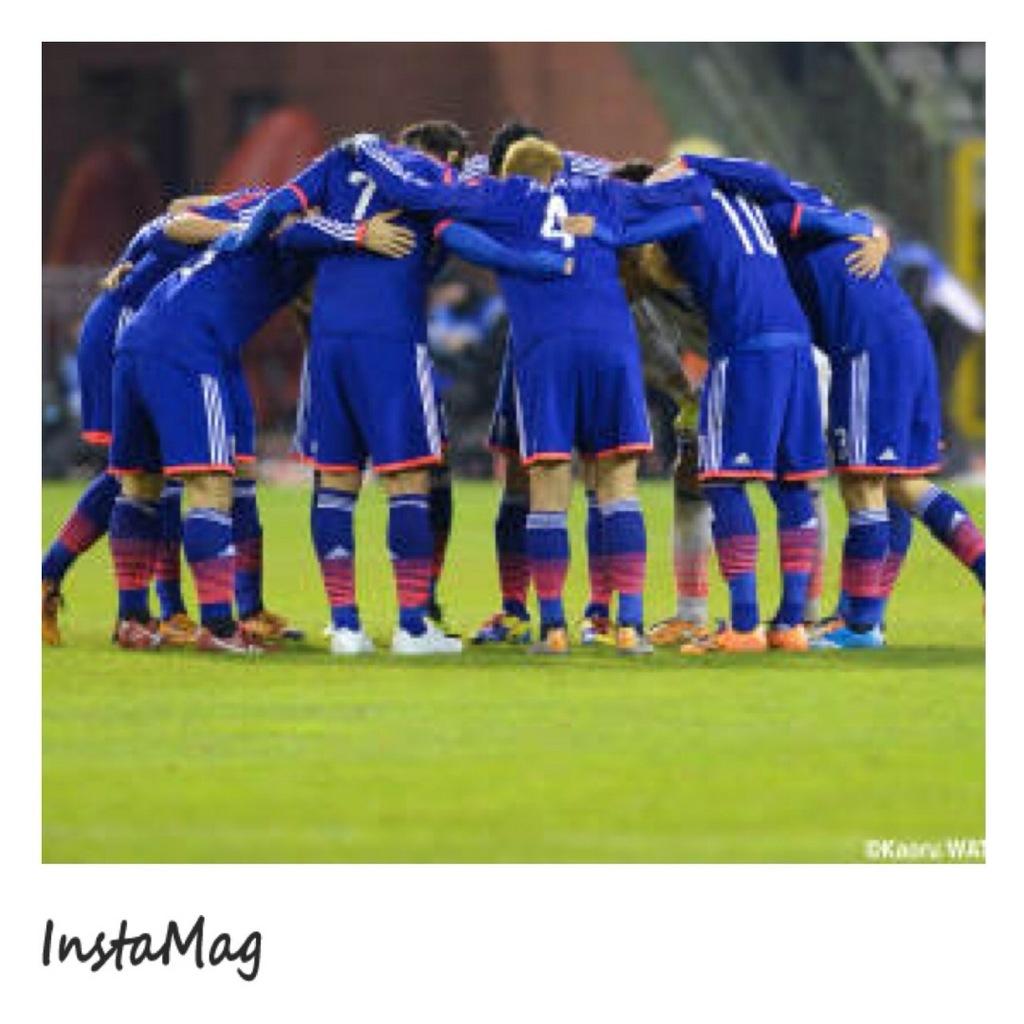 サッカー日本代表-画像
